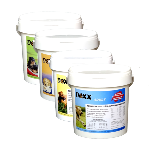 Futtersortiment DOXX